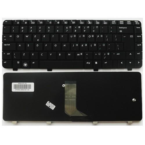Klávesnica pre HP COMPAQ 6520 6720 540 550 veľký enter