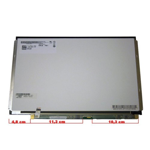 Výmena displeja - LED displej 13,3 LED 1280x800 lesklý slim