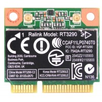 Wifi karta - micro modul Ralink RT3290 Wireless LAN Wifi Bluetooth PCI-E Card Module 802.11n
