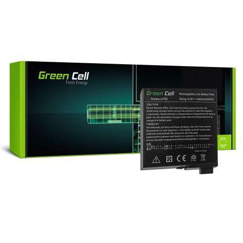 Batéria pre Fujitsu-Siemens Amilo A8620 A7620 D6830 D7800 D7830 / 14,4V 4400mAh