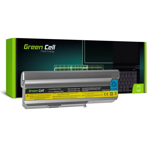 Batéria pre Lenovo 3000 N100 N200 C200 / 11,1V 6600mAh