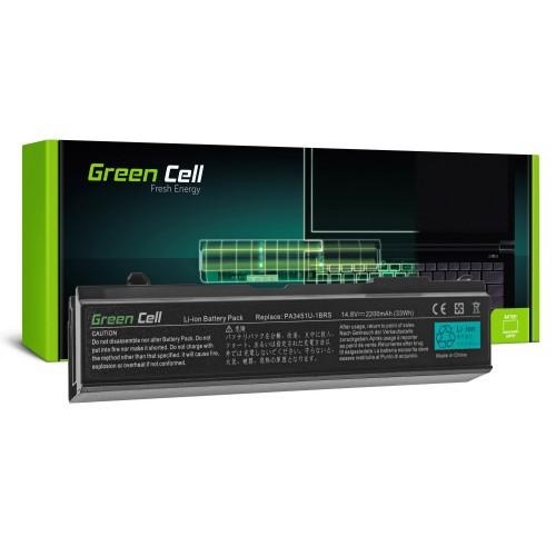 Batéria pre Toshiba Satellite A85 A110 A135 M40 M50 M70 / 14,4V 2200mAh