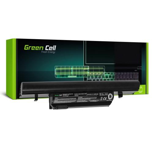 Batéria pre Toshiba Satellite Pro R850, Tecra R850 R950 PA3905U-1BRS / 11,1V 4400mAh