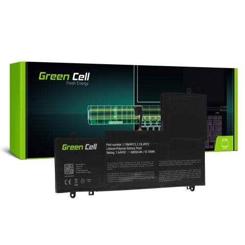 Batéria pre L15L4PC2 L15M4PC2  Lenovo Yoga 710-14 710-14IKB 710-14ISK 710-15 710-15IKB 710-15ISK